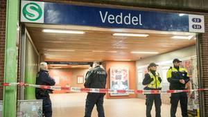 """Hamburg: Explosion an S-Bahnhof wohl von """"Polenböller"""" ausgelöst"""