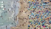 Die deutschen sehen sich im Urlaub nachSommer, Sonne und Sicherheit.