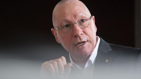 Porsche-Betriebsratchef Uwe Hück