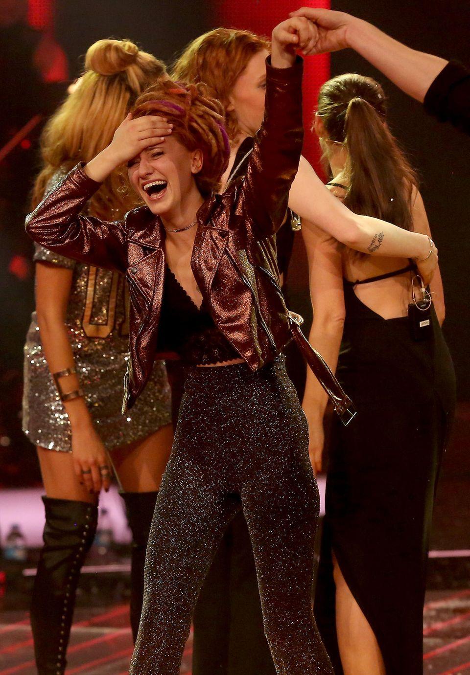 "Natia Todua im Finale von ""The Voice of Germany 2017"""