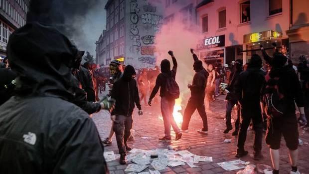 Die schweren Krawallen rund um den G20-Gipfel überschatteten die Veranstaltung im Juli