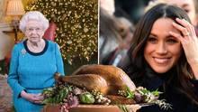 Meghan Markle und die Queen feiern bald zusammen Weihnachten.