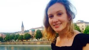 Die ermordete britische Diplomatin in Beirut
