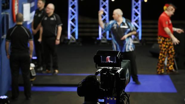 darts-wm 2018 - übertragung - tv - livestream