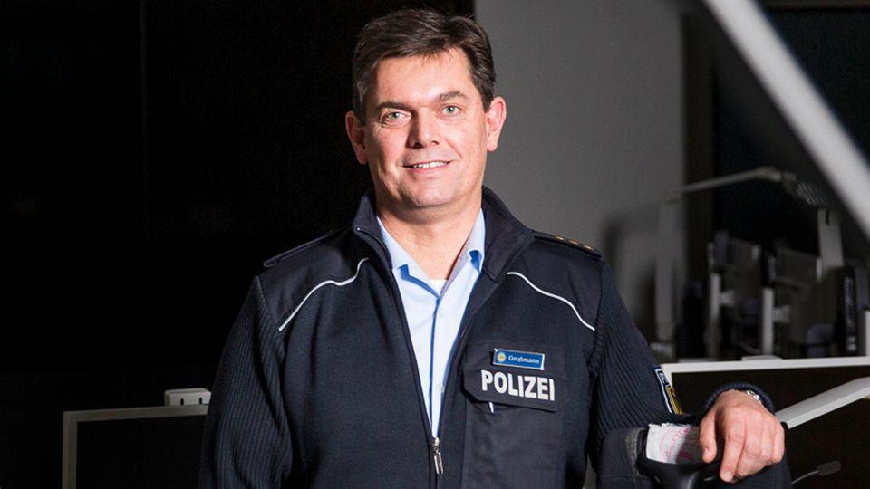 Polizeidirektor Normen Großmann