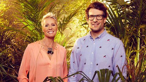 Sonja Zietlow und Daniel Hartwich moderieren das Dschungelcamp