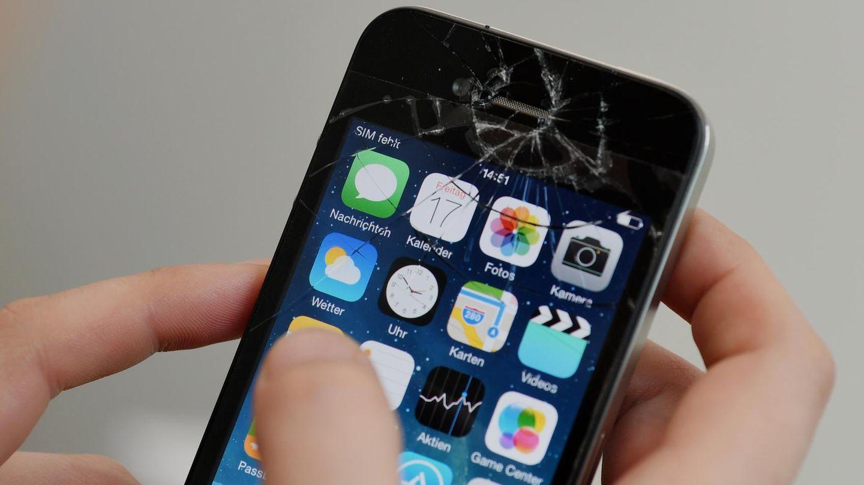 Nie wieder Spider-App: Japanische Forscher erfinden zufällig selbstreparierendes Glas