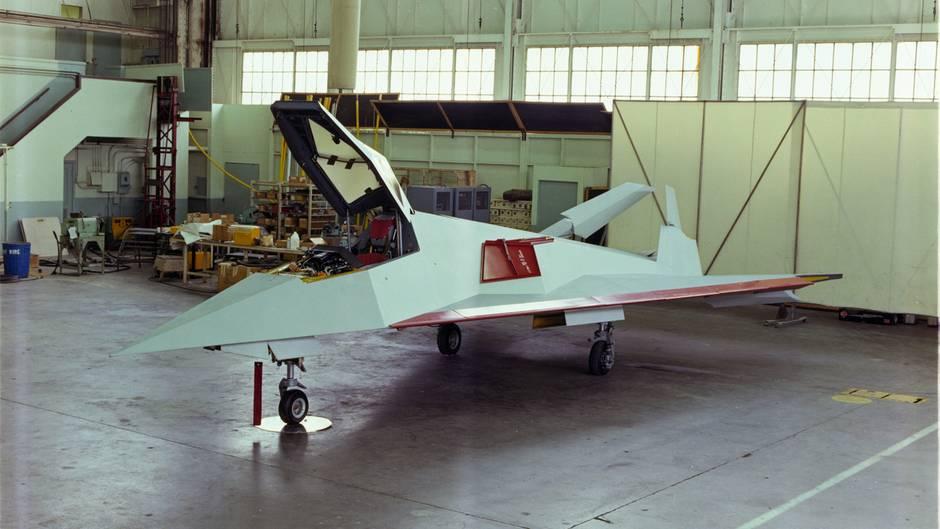 Einer derHave-Blue-Prototypen