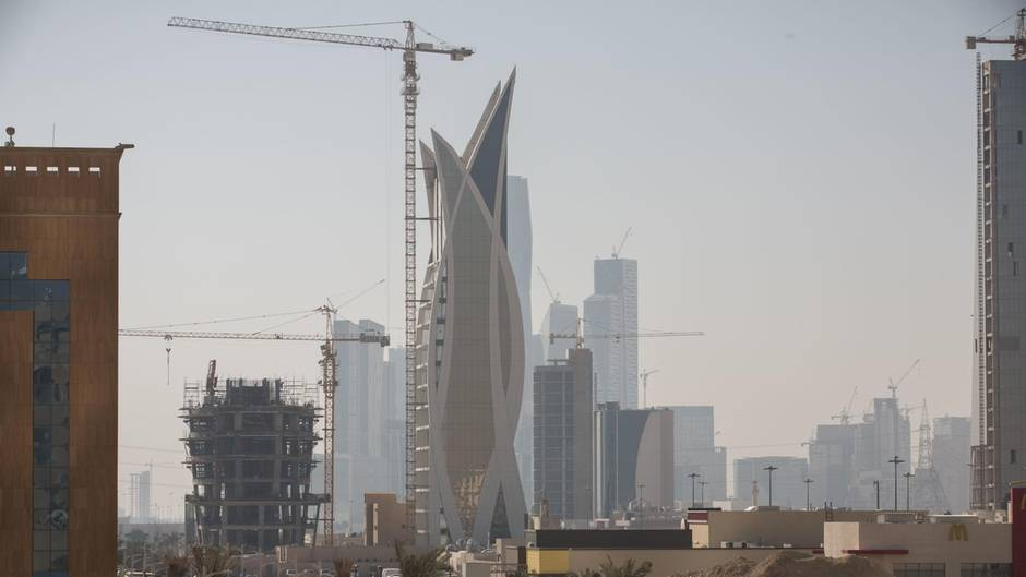 Riad, Hauptstadt von Saudi-Arabien