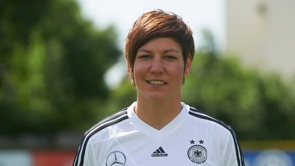 Nationalspielerin Linda Bresonik