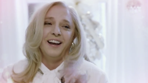 """""""Weihnachten mit Trixie Dörfel"""": Trixie im Wunderland - Olli Dittrich als engelblonde Sängerin"""