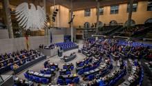 Wegen der AfD ist der Bundestag immer gut gefüllt