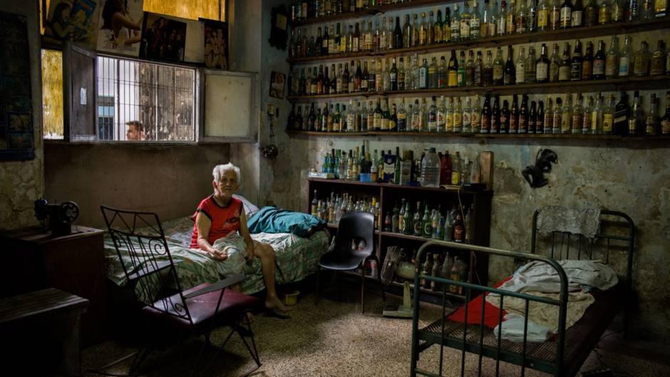 Ehrliche Porträts aus Kuba von Volker Figueredo Véliz | STERN.de