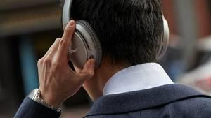 Testsieger bei den Noise-Cancelling-Kopfhörer: der Bose QuietComfort 35