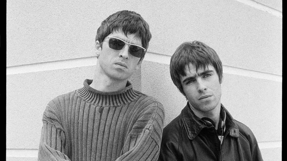 Liam und Noel Gallagher