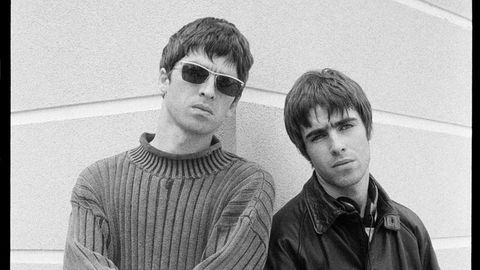 Liam und Noel Gallagher