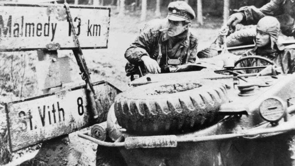 Die deutschen Versuche durchzubrechen, scheiterten nach wenigen Tagen.