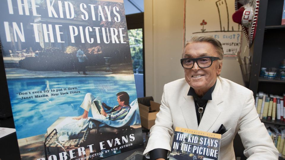 """Robert Evans: """"The Kid Stays in the Picture"""""""