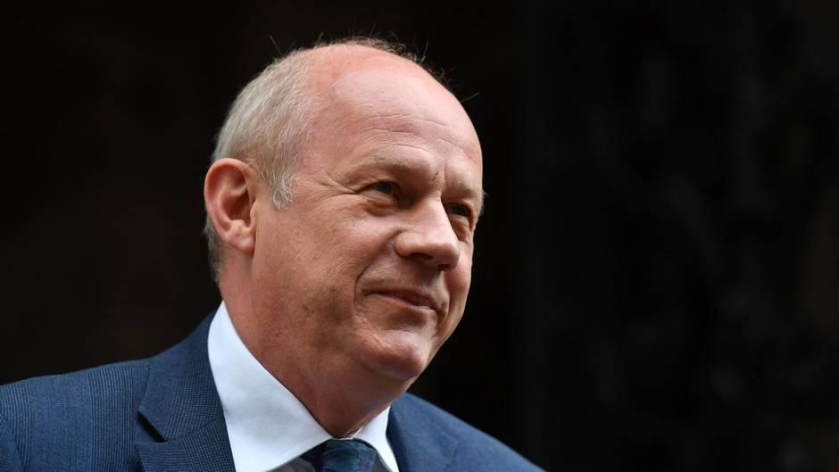 Gegen den britischen Vize-Premierminister Damian Green läuft eine interne Untersuchung wegen Belästigungsvorwürfen
