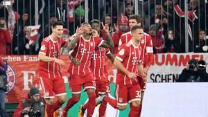 Der FC Bayern München hat im DFB-Pokal seine Favoritenrolle gegen den BVB erfüllt