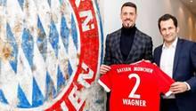 Sandro Wagner wechselt zum FC Bayern - er erhält die Rückennummer 2