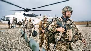 Frontbesuch in Afghanistan: Der Kampf in einem verlorenen Krieg