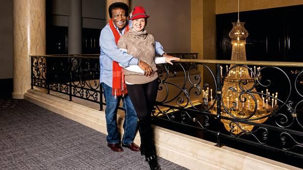 Roberto und Luzandra Blanco, beide kubanischer Abstammung, seit zehn Jahren ein Paar, seit 2013 verheiratet