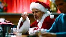 """Kann mit Weihnachten auch nur bedingt etwas anfangen: Billy Bob Thornton im Film """"Bad Santa"""""""