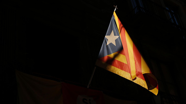 Flagge Katalonien