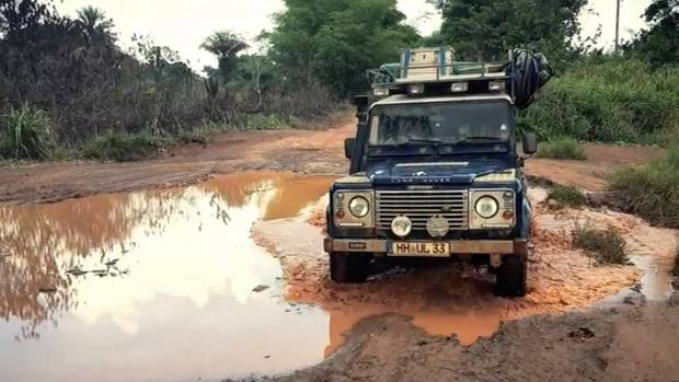 """Trailer """"Abgefahren"""": Der andere Blick auf Westafrika"""