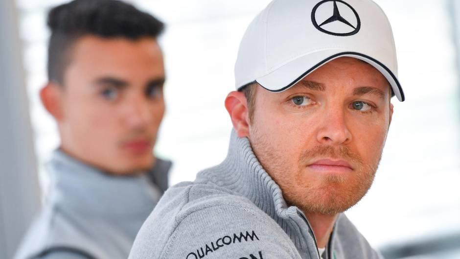 Nicht als Rennfahrer: Nico Rosberg geht wieder in die Formel 1