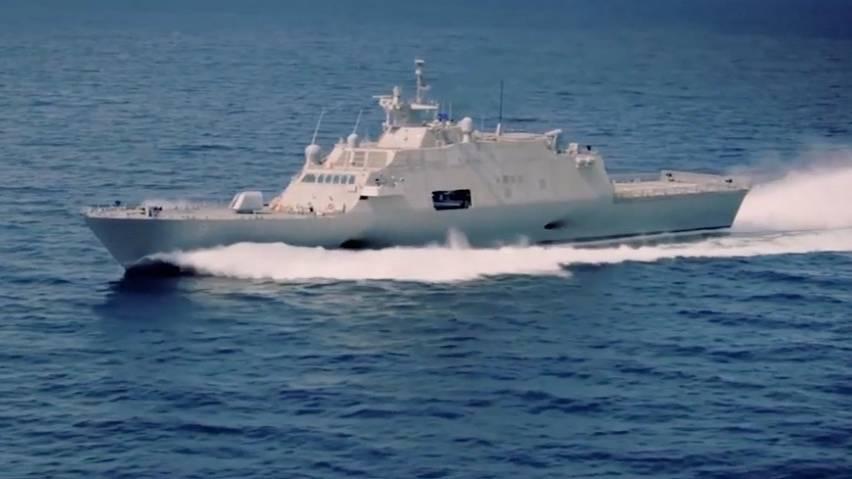 USS Gabrielle Giffords: So spannend ist der Alltag auf einem Küstenkampfschiff der US-Army