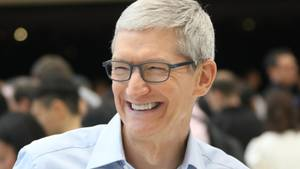 Tim Cook wildert bei der Konkurrenz