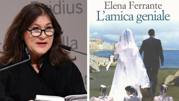 Eva Mattes liest Elena Ferrante