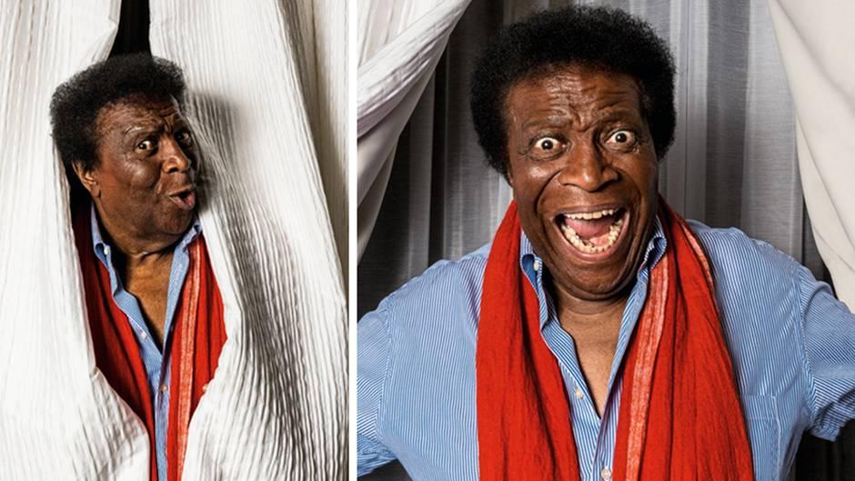 Der Mann mit dem breiten Lachen: Roberto Blanco – Spaß muss auch mit 80 noch sein