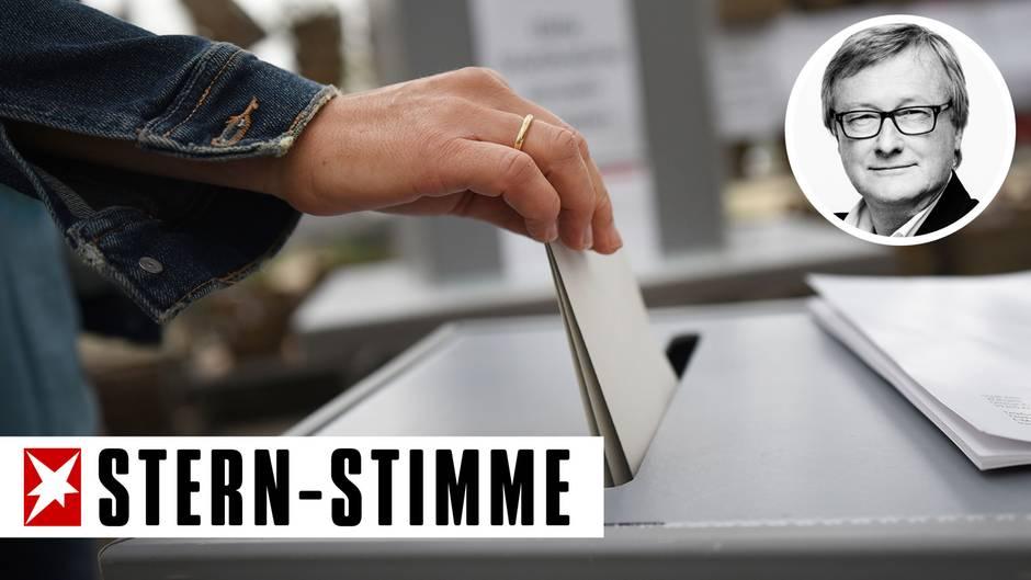 Hans-Ulrich Jörges' Klartext: Lasst uns neu wählen!