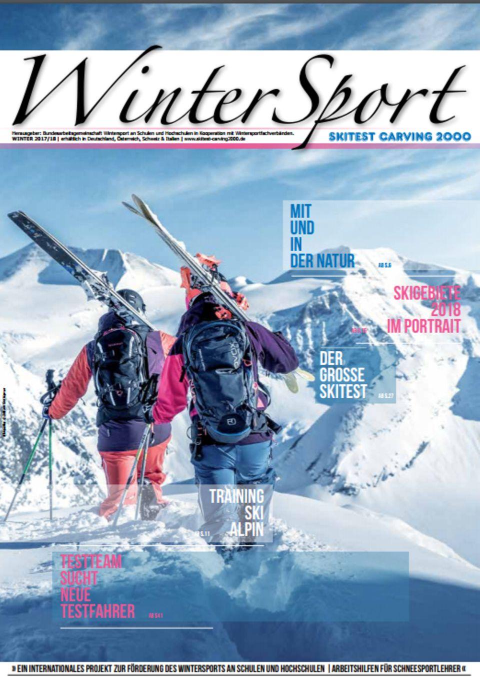 Unabhängiger Skitest: Hier finden sind Sie alles über die besten Ski der Saison 2017/2018