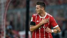 Niklas Süle beim FC Bayern: schneller angekommen als gedacht