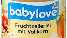 Rückrufe und Produktwarnungen: BABYLOVE Früchtebrei von DM