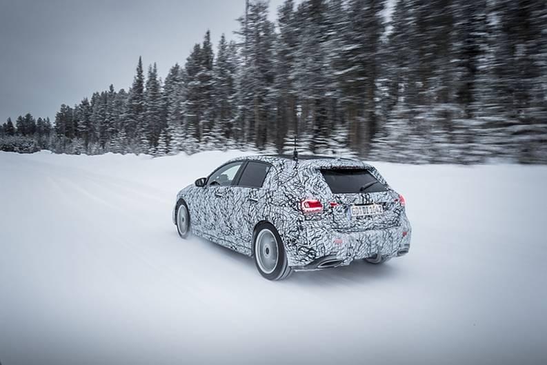 Mercedes A-Klasse 2018 - neu entwickelt und sportlicher denn je