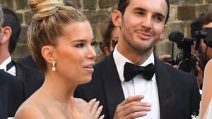 Sylvie Meis und Charbel Aouad besuchten im Juni gemeinsam die Hochzeit vonVictoria Swarovski.