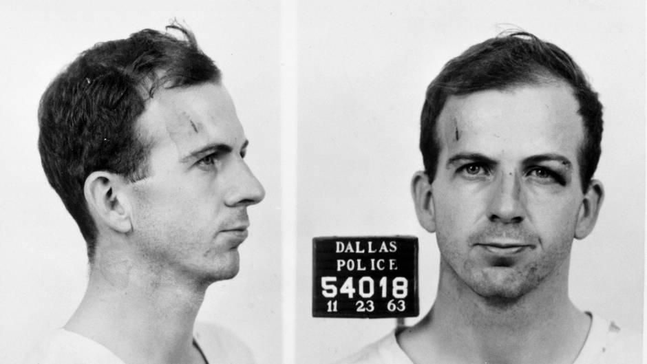 Lee Harvey Oswald wurde ermordet, bevor ein Prozess endgültig beweisen konnte, dass er alleine für das Attentat auf US-Präsident John F. Kennedy verantwortlich war
