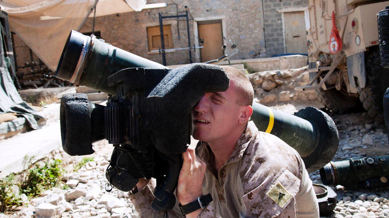 Die Javelin kann auch von einem Schützen bedient werden.