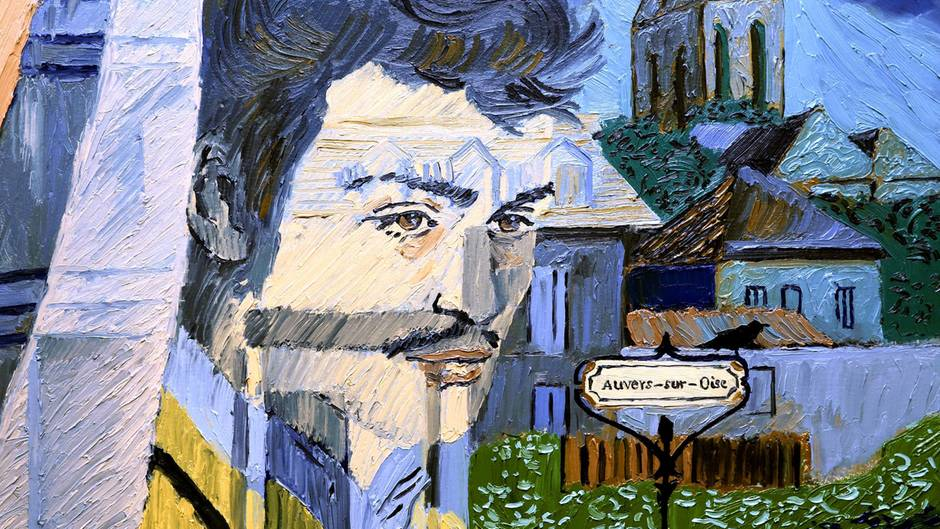 """Filmszene aus """"Loving Vincent"""""""