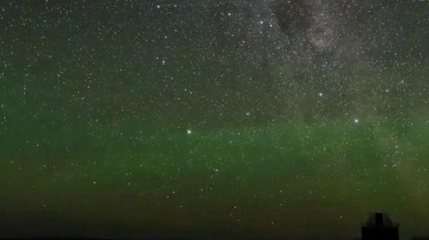 Atemberaubender Zeitraffer: Die Polarlichter tanzen wieder