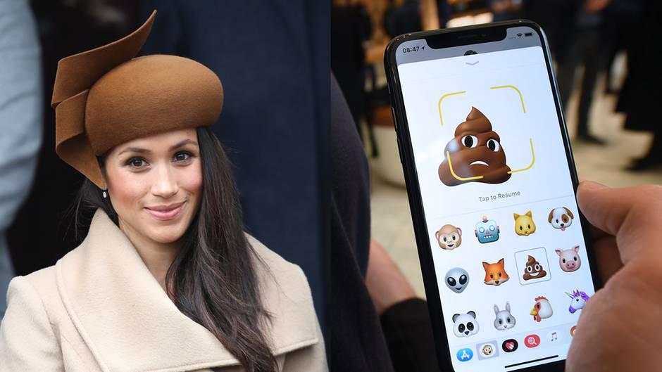 Twitter-Spott für Markle-Hut: Die kleine Prinzessin, die wissen wollte, wer ihr auf den Kopf gemacht hat