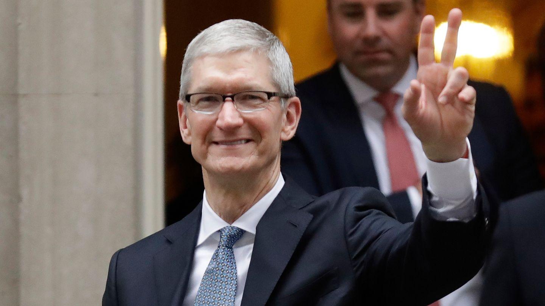 So viel verdient Apple-Chef Tim Cook durch seinen Bonus