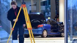 Crash in SPD-Zentrale: Täter offenbart sein Motiv