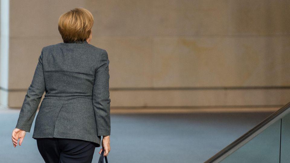 stern-Leser erteilen der GroKo eine klare Absage - und schicken Angela Merkel in den Ruhestand