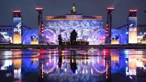 Das Brandenburger Tor in Berlin - wer hier eine Sicherheitszone für Frauen unter freiem Himmel sucht, wird nicht fündig werden.